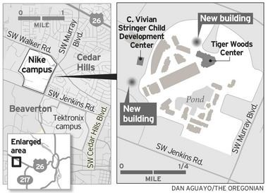 Nike Will Build Two Office Buildings Starting This Year Oregonlive Com