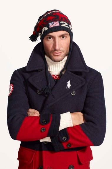 Ralph Lauren's Winter Olympic apparel will include yarn from