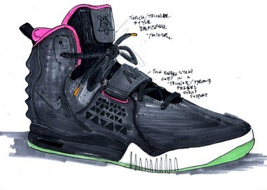 new concept 1500f 71354 The Nike Air Yeezy II was introduced last year.