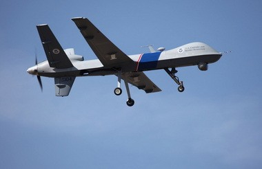 Drones are used by the U.S. Border Control and other law enforcement agencies, as well as the military. Two Oregon lawmakers say they're concerned about privacy rights and have introduced legislation to restrict their use.