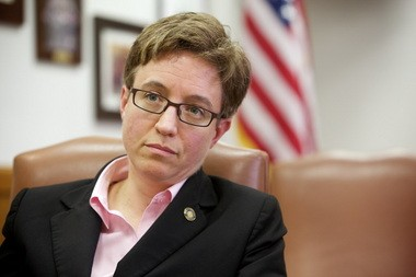 House Speaker Tina Kotek, D-Portland, told reporters Monday that enough Republicans will break ranks to pass a tax increase needed to balance the state budget.