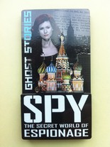 I bought this refrigerator magnet in New York last year at SPY: The Secret World of Espionage, perhaps the world's coolest traveling spy exhibit.