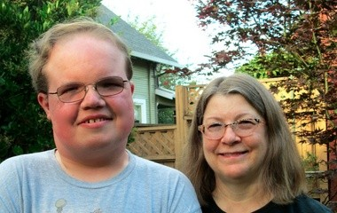 Claudia Walker of Southeast Portland says her 24-year-old son, Jackson Fogleman, will never realistically be able to use the $90,000 in services he now qualifies for under a new provision of the Affordable Care Act.
