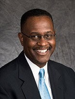 Reginald Richardson is the deputy director for the Oregon Department of Human Services.