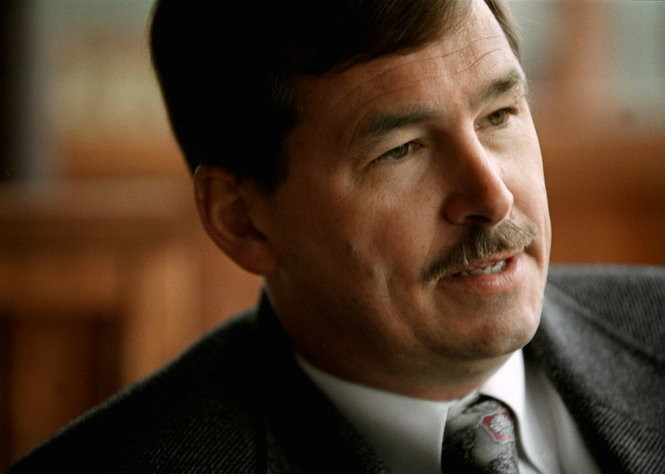 Sen. Brian Boquist, a Republican from Dallas, is sponsoring a bill to keep guns out of the hands of those who could use them to hurt themselves or others.
