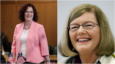 Former House Majority Leader Val Hoyle will run to succeed Brad Avakian, Oregon's commissioner of labor and industries. Former Senate Majority Leader Diane Rosenbaum may also run.