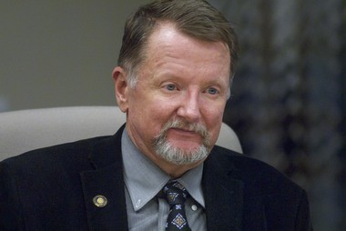 Sen. Fred Girod, R-Stayton, paid his wife, Lori, more than any other lawmaker with a family member on their staff. Girod paid his wife $38,101 for work during the legislative session.