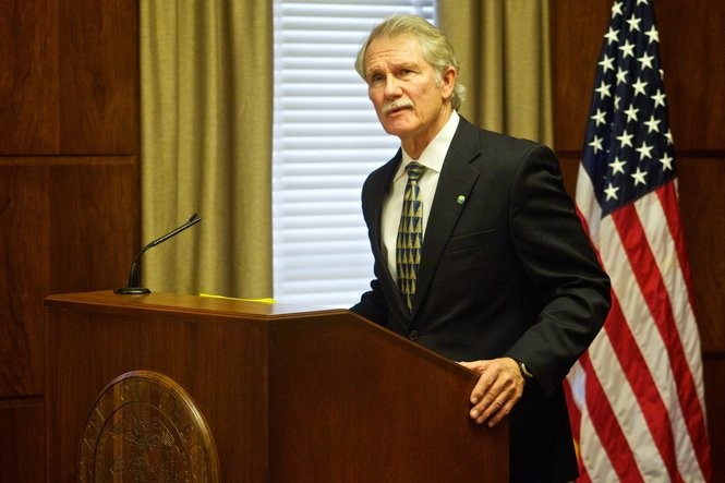 John Kitzhaber was emotionally drained when he announced his decision to impose a moratorium on the death penalty in 2011.
