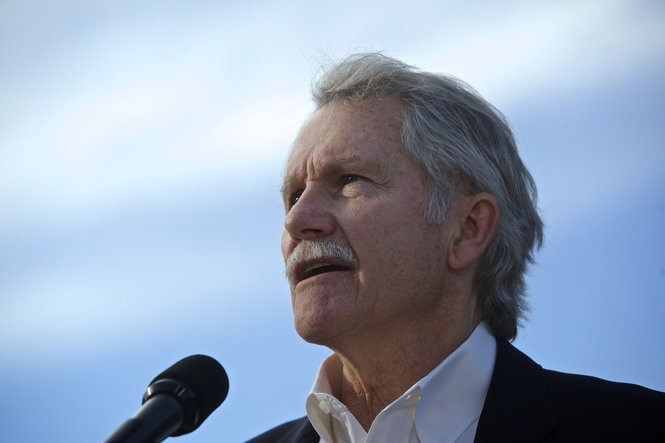 John Kitzhaber was elected to a fourth term but he resigned after questions arose about conflicts of interest.
