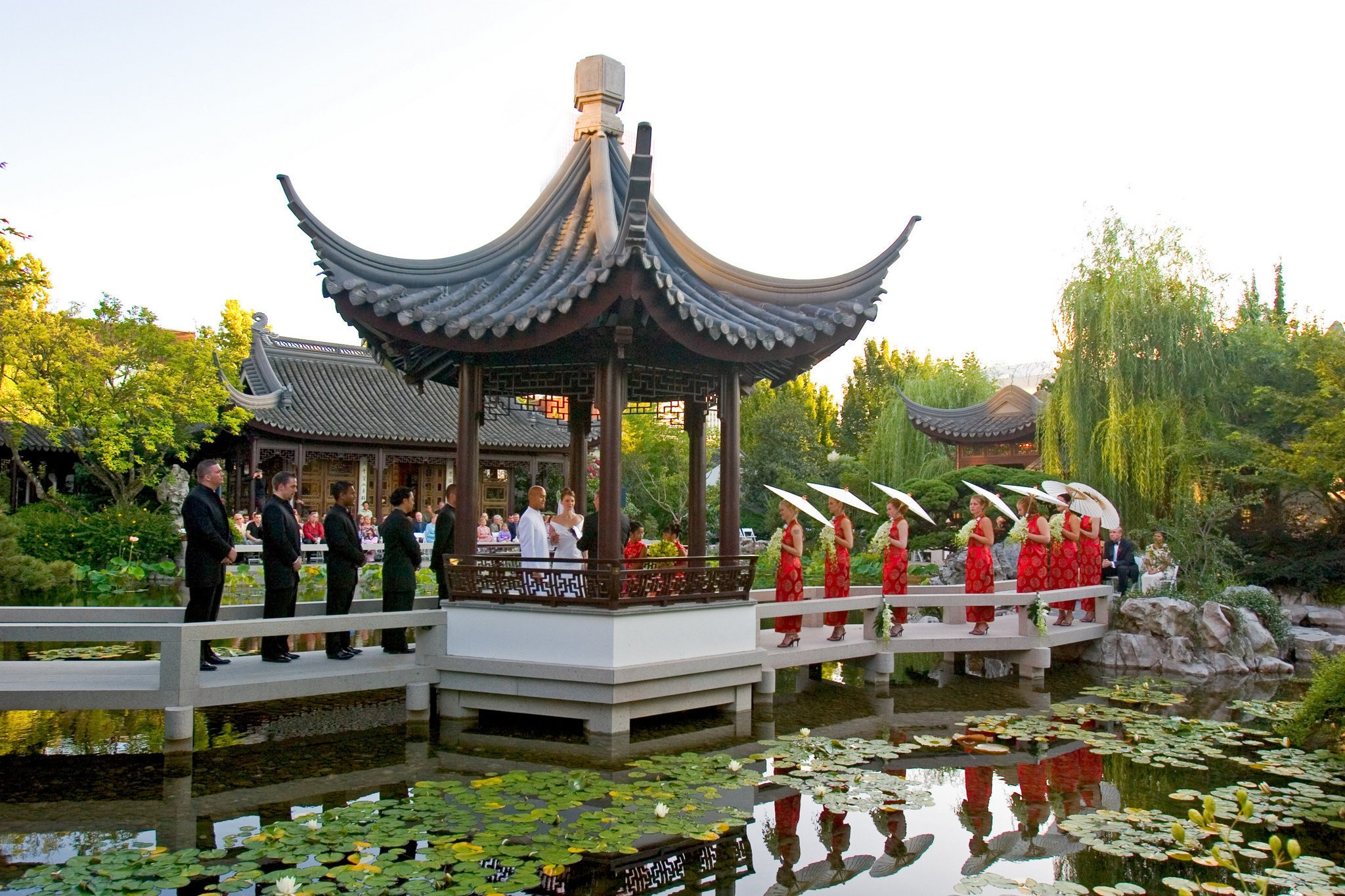 Lan Su Chinese Garden Portland Wedding Venue Oregonlive Com