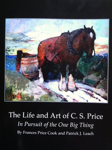 The cover of the book recently self-published by 98-year-old Frances Price Cook.