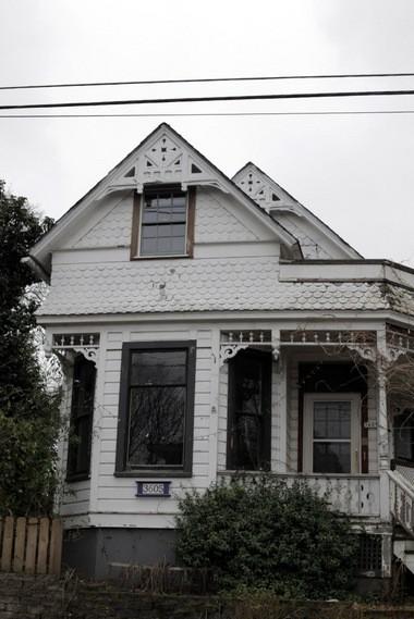 The Edwin Rayworth house