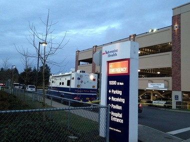 Merle Hatch had gone into the emergency room at Portland Adventist Medical Center in Southeast Portland and threatened at least one employee before leaving. Police shot him in the hospital's employee parking lot Sunday night.