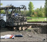 The TOPOFF drill in 2007 simulated a dirty bomb explosion in Portland.