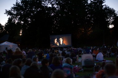 The Portland Parks and Recreation Bureau brings free movies to several Northeast Portland parks this weekend.