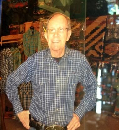 Larry Allen, 70.