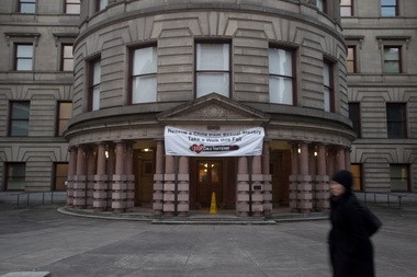 The Portland City Council will consider formalizing stronger regulations over private parking lots