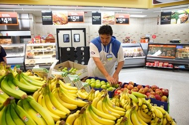 The Wal-Mart at Eastport Plaza is one grocery option for east Portlanders, and the retail giant was one of 12 companies or developers who responded when the city asked grocers whether they'd be interested in opening new stores in under-served neighborhoods.