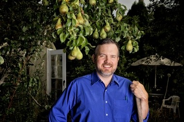 "Jeremy O'Leary grows fruits and vegetables in his Centennial backyard and belongs to both a buying club and a co-op grocery. He also shops at groceries closer to the central city on his way home from work. ""I'm lucky, because I can do all that,"" he said. ""What about people who can't?"""