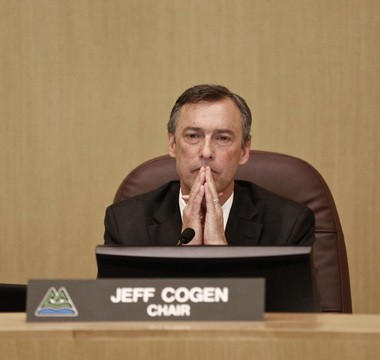 Jeff Cogen's surprise resignation announcement Friday ends two months of turmoil at Multnomah County. His former chief of staff will fill in for him until next May's primary.