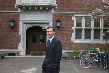 Reed College President John Kroger disclosed the complaint and investigation in an email Tuesday afternoon to the Reed community.