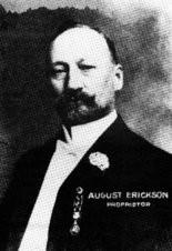 August Erickson