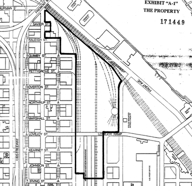Portland struck a deal in 1997 with Hoyt Street Properties to renovate a former rail yard into high-density housing. The developers have helped transform the old warehouse district but they didn't deliver enough affordable housing.