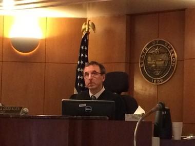 Multnomah County Circuit Judge Michael Greenlick