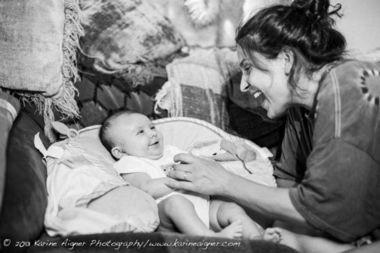 Renee Radziwon-Chapman, 36, (seen here with her daughter, Noa Elise Chapman).