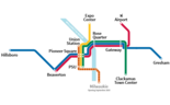 The MAX Orange line joins the existing Blue, Green, Yellow and Red lines on Sept. 12.