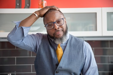 Chris Guinn has lived and worked his entire life in Northeast Portland. In the 1990s and 2000s, he helped many African Americans sell homes in the innercity.