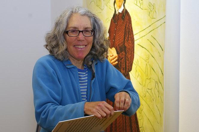 Anne Mavor, a Northeast Portland artist, explored her white ancestors.