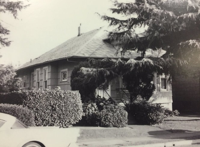 The Glover house, photographed in 1969, at 2928 North Commercial Avenue is part of the city's archives.