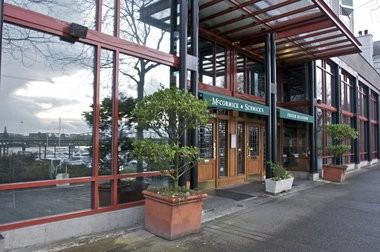 Scott E. Clement -- the general manager of McCormick & Schmick's Harborside at the Marina -- has filed a $999,999 lawsuit, claiming that he was bit while clearing away spider webs. (The Oregonian/File photo)