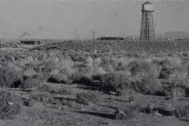"Minidoka as seen from the pages of ""Minidoka Interlude,"" a yearbook produced by Japanese Americans interned during WWII at the Minidoka War Relocation Center."