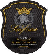 King Estate Blanc de Noir