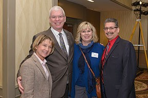 Friends, philanthropists, community leaders and nonprofit members gathered on November 17, 2014 for the AFP Oregon & SW Washington's annual Philanthropy Awards.