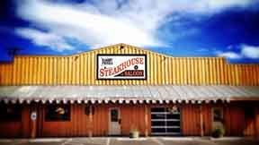 Barney Prine's Steakhouse has been serving authentic ranch and western food (think hand-cut and aged steaks) in Prineville since 2004.
