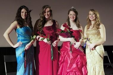Rose Festival 2013: Megan Ten Berge and Allison Burke chosen