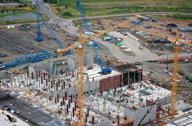Intel is nearing completion on the first phase of D1X, a massive research factory at its Ronler Acres campus in Hillsboro (shown here in a 2011 file photo.) It's starting work on a second phase.