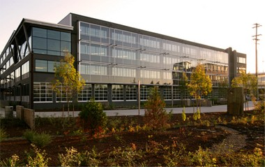 Viewpoint Construction Software's corporate offices in Southeast Portland.