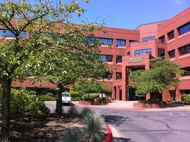 Mentor Graphics headquarters, in Wilsonville.