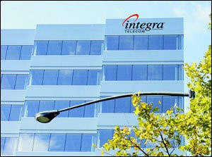 Integra Telecom's headquarters in Portland's Lloyd District.