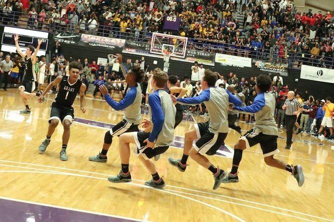 Oregon state high school basketball tournaments: All-tournament