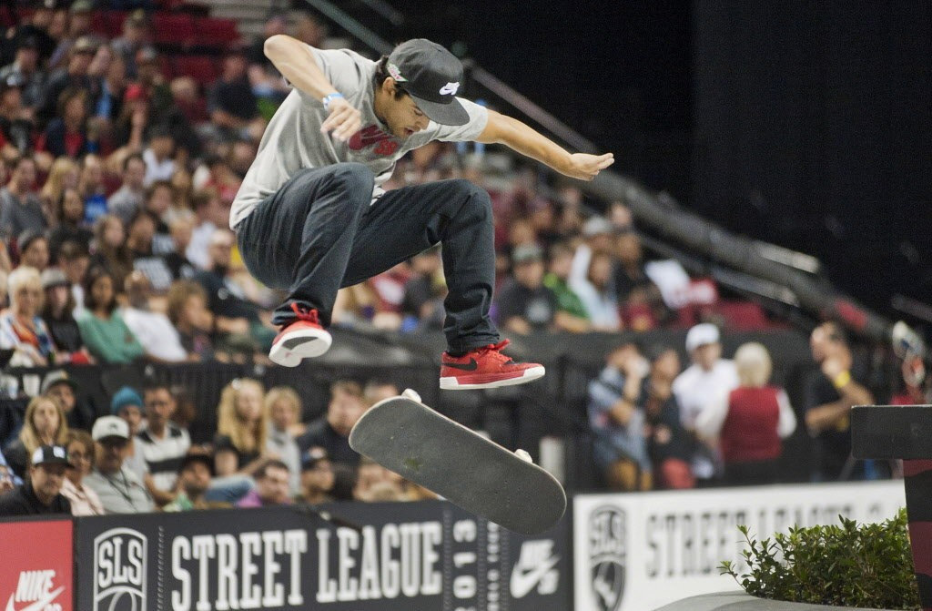 Skateboarder Paul Rodriguez clinches $100,000 first prize