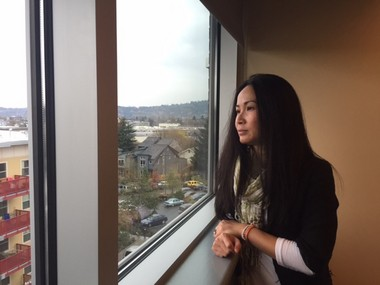 Toc Soneoulay-Gillespie of Catholic Charities of Portland