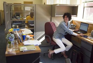 Vivian Orlen, former principal at Grant High