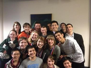 The Tigard High School Speech and Debate team won the 6A Sweepstakes in Oregon, the second time in four years.