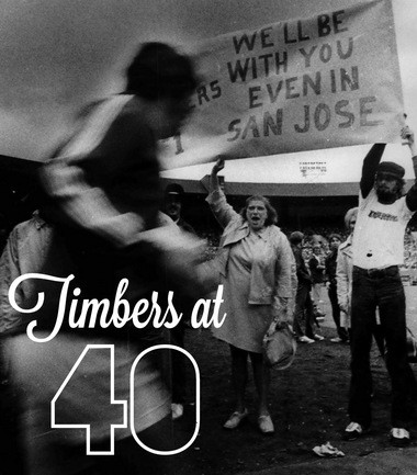 With the Portland Timbers set to begin their 40th anniversary season in 2015, The Oregonian wants to tell the story of the people behind the team with our 'Timbers at 40' series. Fans, players, coaches or anyone involved with the Portland Timbers are invited to contact us with their tales of the Timbers and how soccer in the Rose City has impacted their life. If you would like to share your story with Timbers beat reporter Jamie Goldberg, please send us a note.