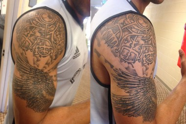 Portland tattoo artist Igor Mortis inks Timbers\' legacy on fans and ...